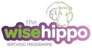 The Wise Hippo Hypnobirthing Birthing Programme logo